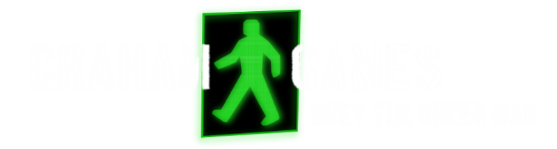 Graham Games logo